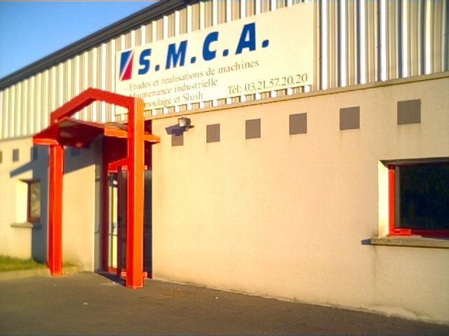 Smca equipements maintenance tudes et r alisation - Bureau d etude traduction ...