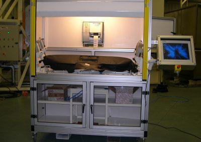 Poste de contrôle des peaux de tableau de bord