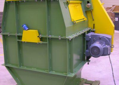 Alimentateur de biomasse
